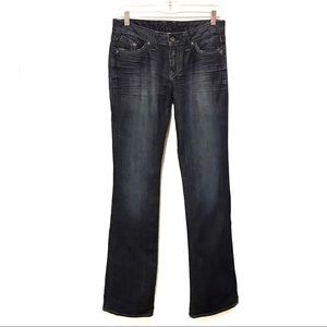 Lucy Brand Lola Boot Cut Jeans 8/29